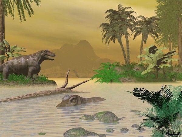 fond d'ecran dr dinosaure C7acce3f