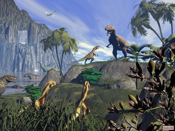 fond d'ecran dr dinosaure F6db69e2
