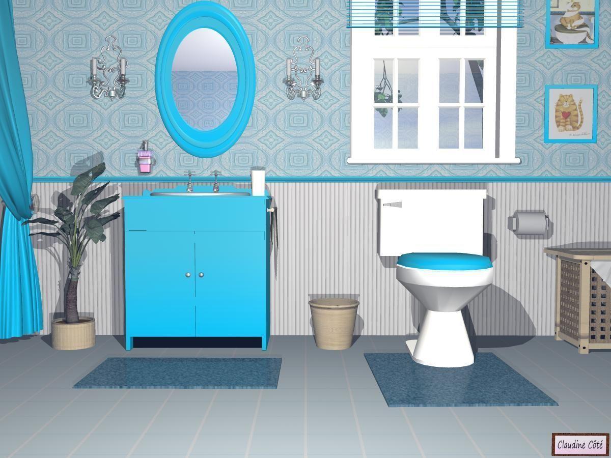 salle de bain bleu et jaune best douche xxl douche jaune douche jaune mosaque with salle de. Black Bedroom Furniture Sets. Home Design Ideas